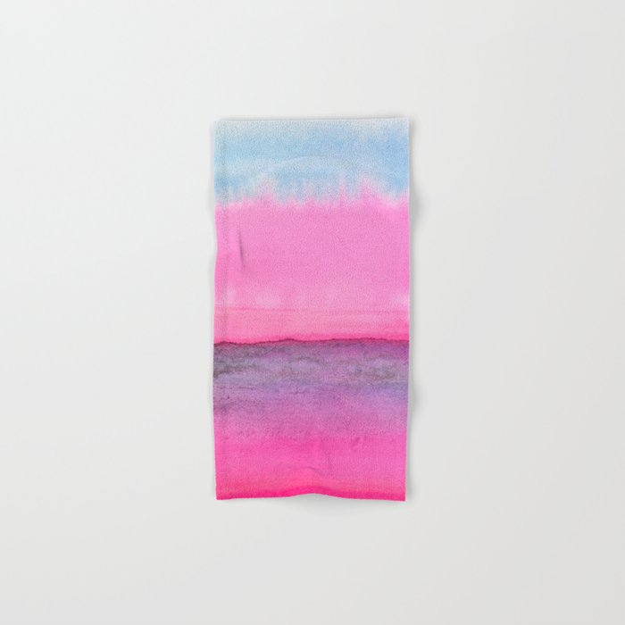 Abstract Landscape 90 Hand & Bath Towel