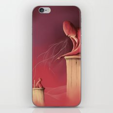 Judgement day iPhone & iPod Skin