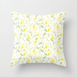 Gone Banana's Throw Pillow
