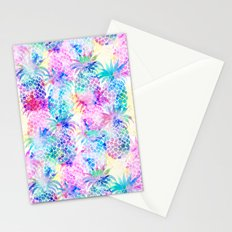 Pineapple Dream Stationery Cards