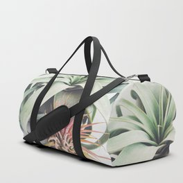 Air Plant Collection III Duffle Bag