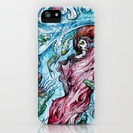 Drowning Jonah  iPhone Case