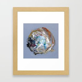 Abstract Geometric A Framed Art Print