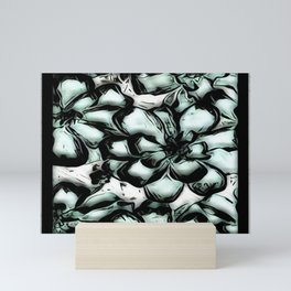 Floral Embosses: Magnolia Daydream 01-02 Mini Art Print