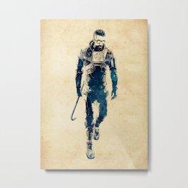 Gordon Freeman Metal Print