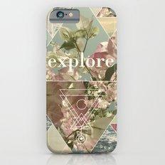 Explore - II Slim Case iPhone 6s