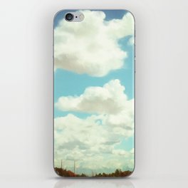 empire avenue brentwood iPhone Skin