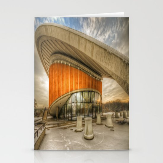 Culture house Berlin Stationery Cards