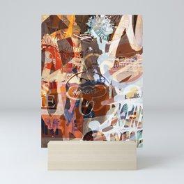 Roebling and South 5th Mini Art Print
