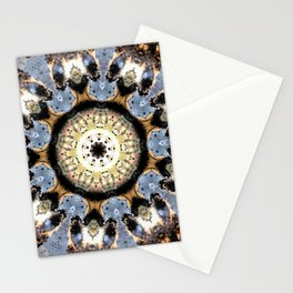 Wolfsoul Mandala Stationery Cards