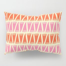 Tee Pee Sixties Pillow Sham