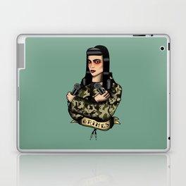 Grimes Laptop & iPad Skin