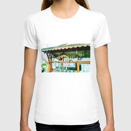 Pretty storefront. T-shirt
