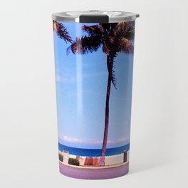 summertime blues Travel Mug