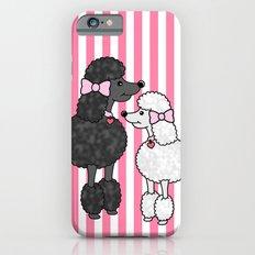 Pretty Poodles Slim Case iPhone 6s