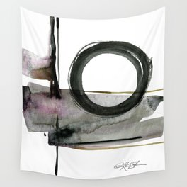 Enso Abstraction No. 112 by Kathy morton Stanion Wall Tapestry