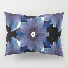 Fantasy Gossamer Flowers Pillow Sham
