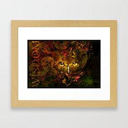 Owl See You Framed Art Print