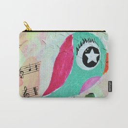 Starr - Quirky Bird Series Carry-All Pouch