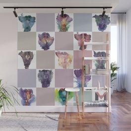 Verronica Kirei's Vulva Portrait Quilt Wall Mural