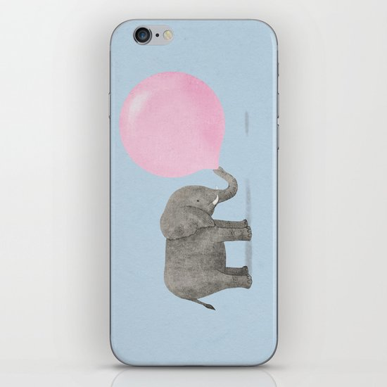 Jumbo Bubble II iPhone & iPod Skin