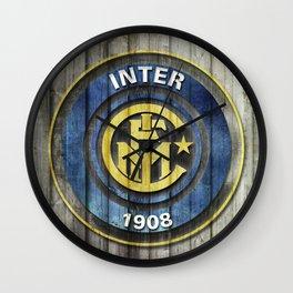 F.C. Internazionale Milano - Inter Wall Clock