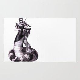 First Violin Rug