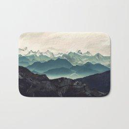 Shades of Mountain Bath Mat