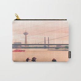 Fotoshooting Duesseldorf by the rhine Carry-All Pouch