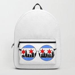 chicaGOggles skyline Backpack