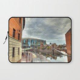 Barclaycard Arena and the Malt House Pub Laptop Sleeve
