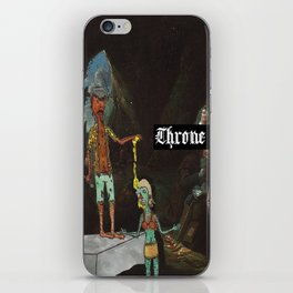 Throne of Hell iPhone Skin