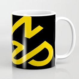 Oh Yes Awesome Typography Coffee Mug