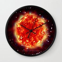 SUN - 054 Wall Clock
