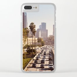The Rush Hour, DTLA Clear iPhone Case