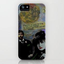 Salomé iPhone Case