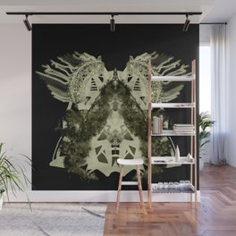 Helmut Down Wall Mural