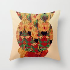 SEE OF CONSCIOUSNESS Throw Pillow