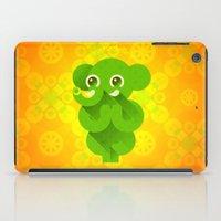 ganesha iPad Cases featuring Ganesha by Plushedelica