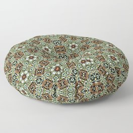 Oriental Pattern 8 Floor Pillow