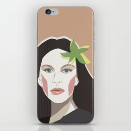At Last the Secret Is Out iPhone Skin