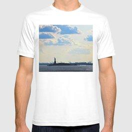 Silhouette Lady T-shirt