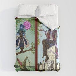 Diaster Tieflings Comforters