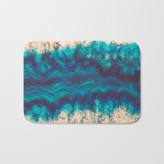 Blue Agate River of Earth Bath Mat
