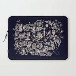 Mictecacihuatl 2 Laptop Sleeve