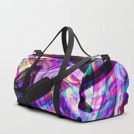 Liquid Pearl Duffle Bag