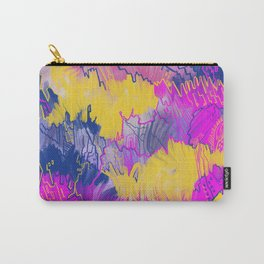Scribble Scrabble Carry-All Pouch