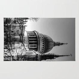 St Pauls, London Rug