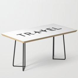 Travel and enjoy Coffee Table