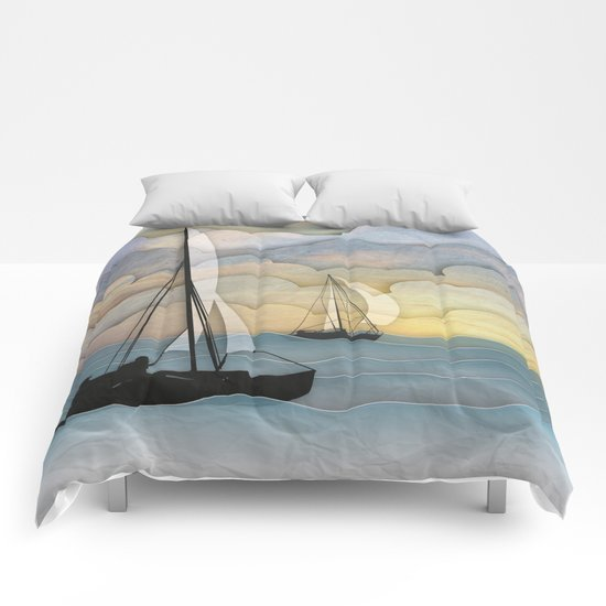 Sailing I Comforters